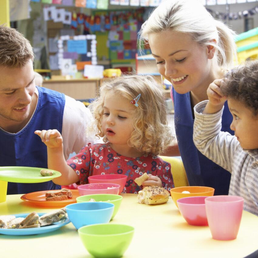 The Early Childhood Care and Education (ECCE) Scheme was introduced in January 2010